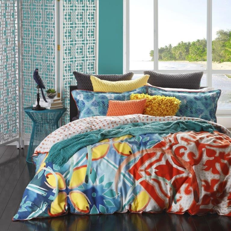 Piper Jade By Logan Amp Mason Quilt Covers Best Price Linen