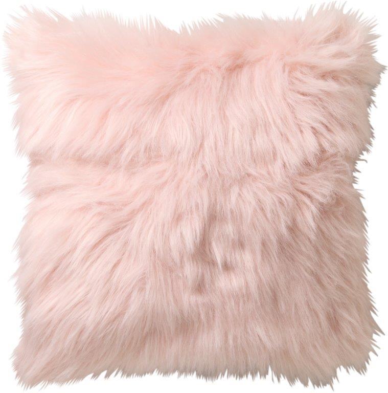 Presley Square Cushion Blush by Logan & Mason