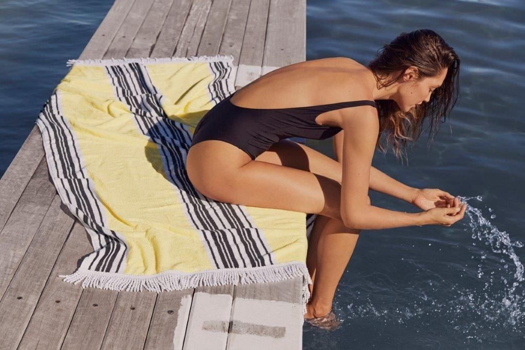 Regatta Clove Beach Towel by Sheridan