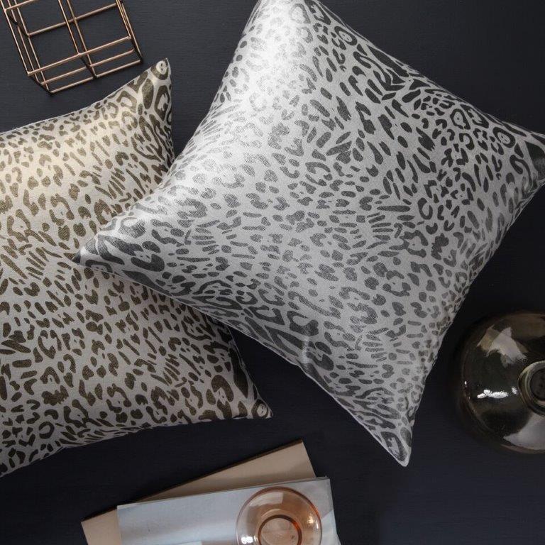 Roxie Square Cushion by Logan & Mason