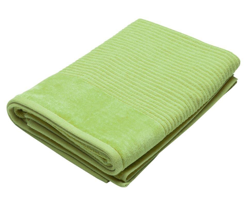 Royal Excellence 4 Piece Cotton Bath Towel Set Spearmint