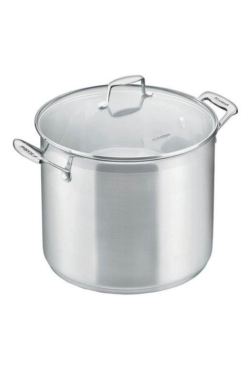 Scanpan Impact Stainless Steel Stockpot 26cm 11L