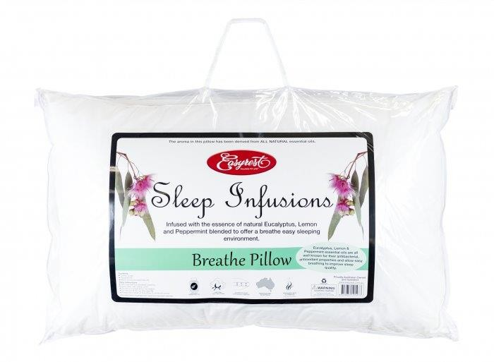Sleep Infusion Relax – BREATHE PILLOW by Easyrest