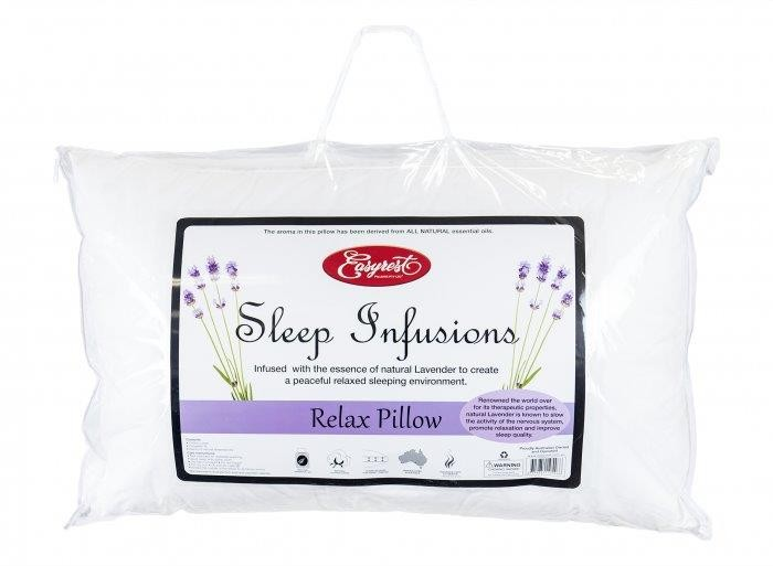 Sleep Infusion Relax – LAVENDER PILLOW by Easyrest
