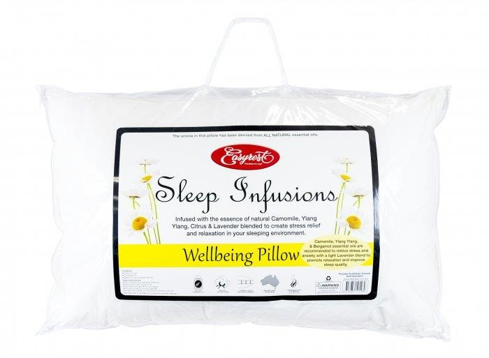 Sleep Infusion Relax – WELLBEING PILLOW by Easyrest