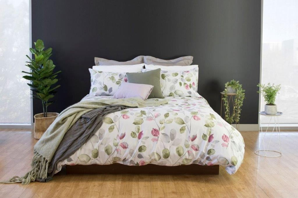 Sophia Quilt Cover Set by Ardor
