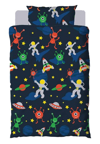 Space Orange by Happy Kids