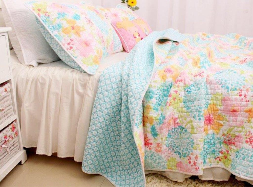 Springfield Quilted Coverlet
