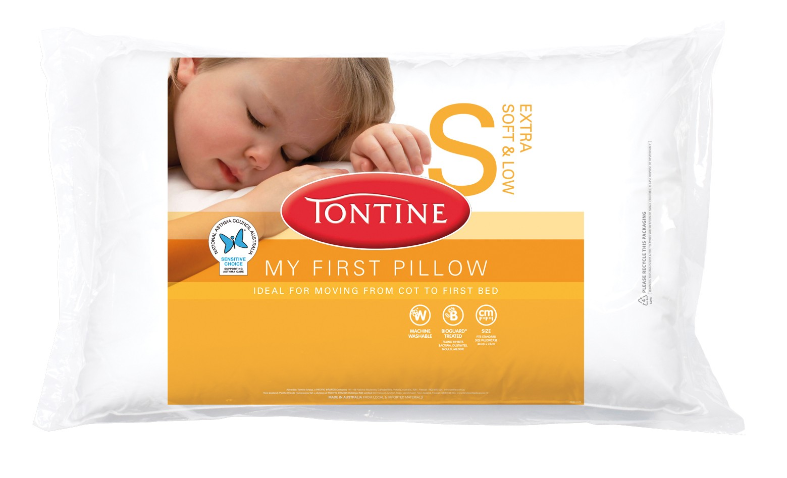 My First Pillow by Tontine