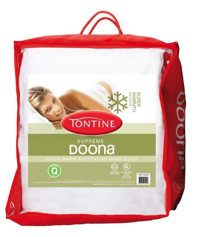Australian Wool Winter Doona by Tontine