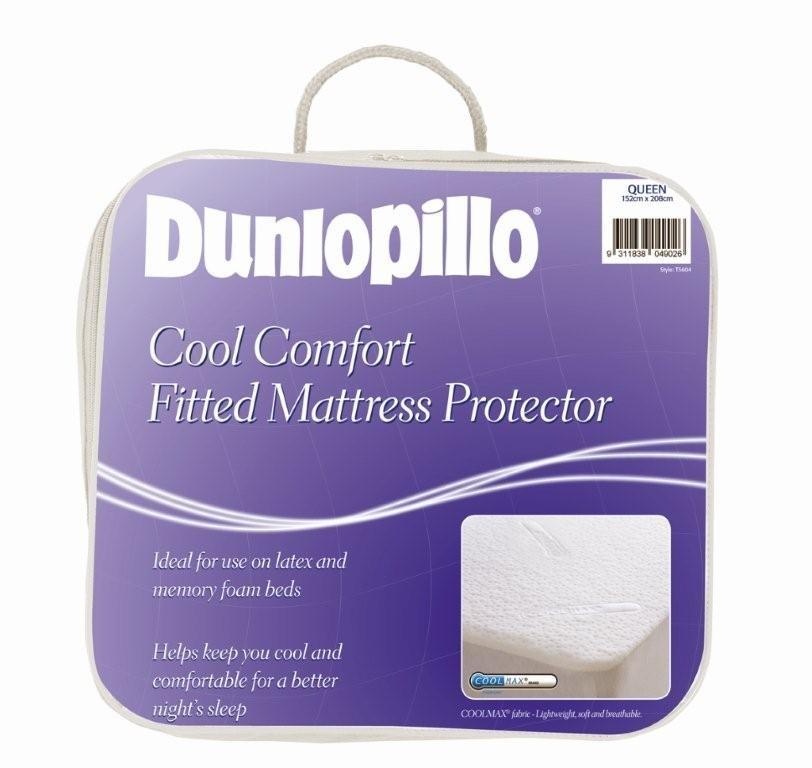 Dunlopillo Coolmax Mattress & Pillow Protectors by Sheridan