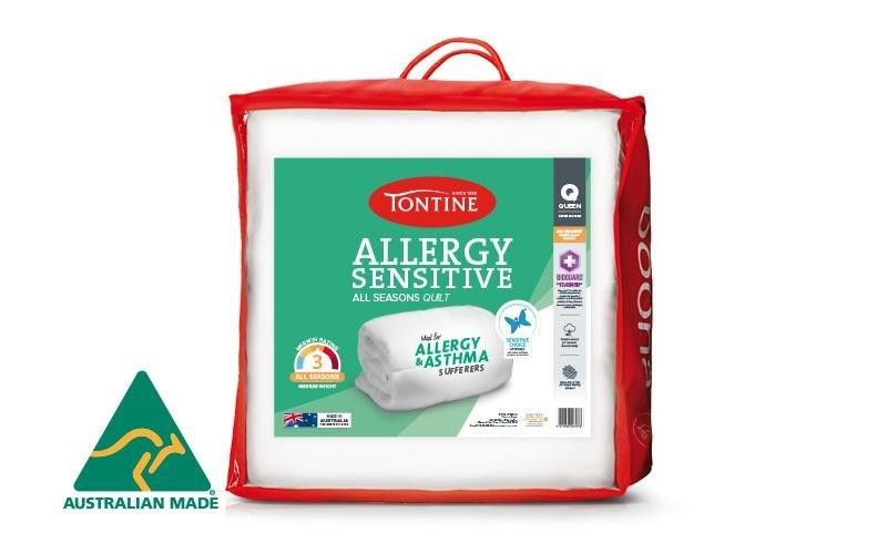 I'm Allergy Sensitive All Seasons Quilt by Tontine