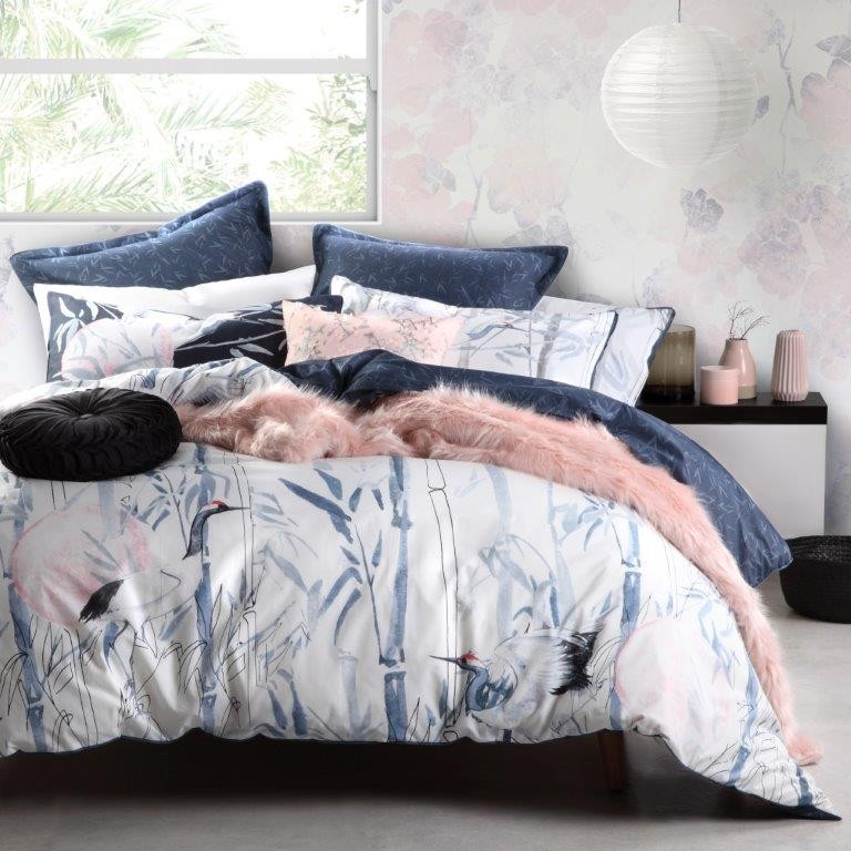 Yoshi Ink By Logan Amp Mason Quilt Covers Best Price Linen