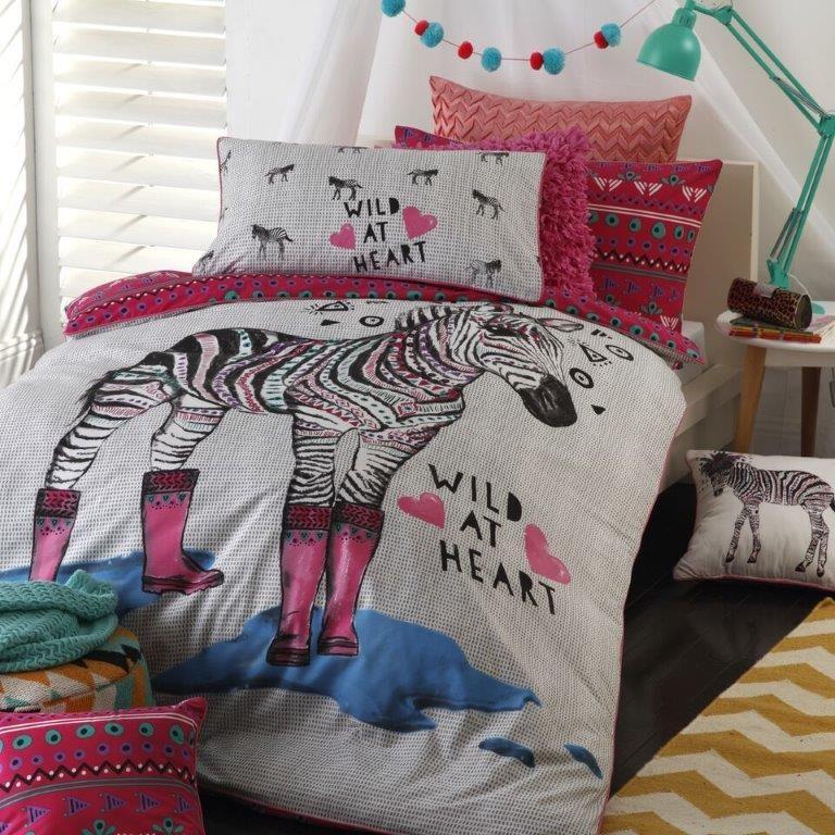 Zippy Pink by Logan & Mason