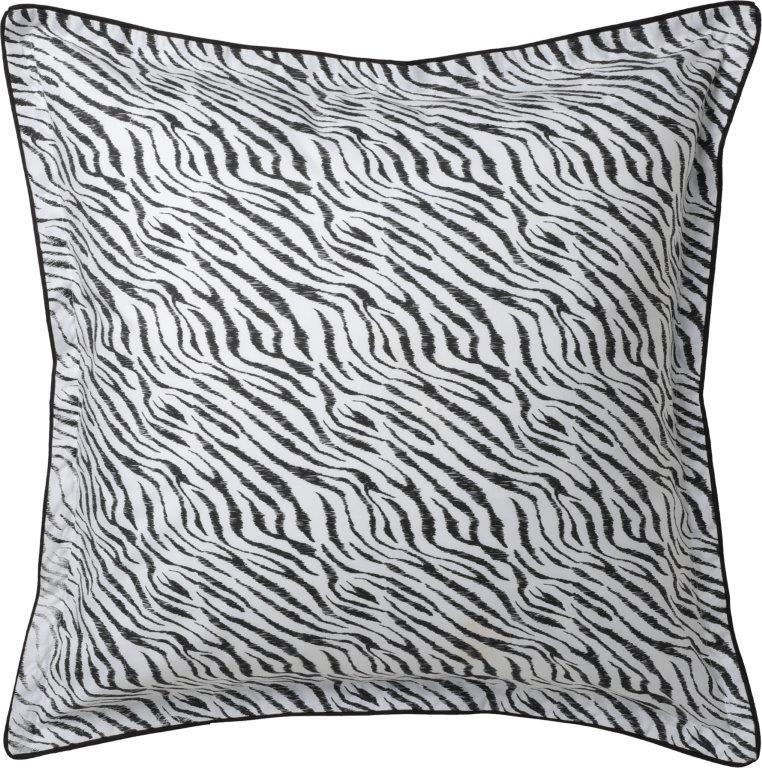 Zulu Animal European Pillowcase by Logan & Mason