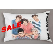 One Direction Design 3 Standard Pillowcase