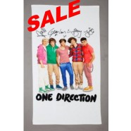 One Direction Design 2 Beach Towel