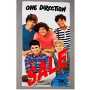 One Direction Design 3 Beach Towel