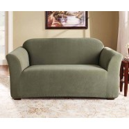 Sage 2 Seater Couch Cover by Surefit