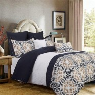 Camilla 7 Piece Comforter Set by Bambury