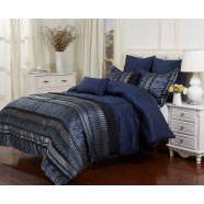 Orrin 7 Piece Comforter Set by Bambury