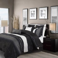 Sherry 7 Piece Comforter Set by Bambury