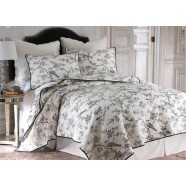Black Forest Quilted Coverlet