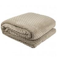 Chateau Hotel Deluxe Commercial Grade Polar Fleece Blanket