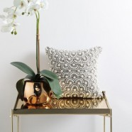 Coco Pearl Boutique Cushion by Private Collection