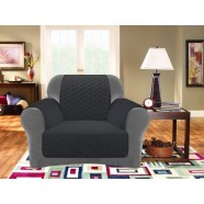 Slate 1 Seater Custom Fit Couch Protector