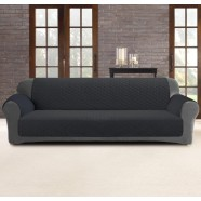 Slate 3 Seater Custom Fit Couch Protector