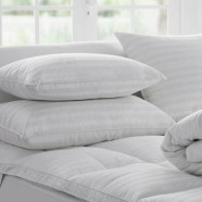 Deluxe Feather & Down Pillow Range by Sheridan