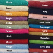 100% Cotton Towel Range