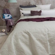 Paisley Coverlet Set Queen/King size by Bambury