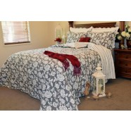 Juliette Quilted Coverlet