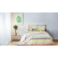 Lennox Quilt Cover Set by Apartmento