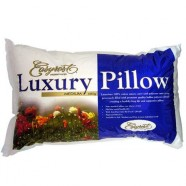 Luxury Sateen Medium Pillow by Easyrest