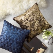 Moulin Square Cushions by Da Vinci Private Collection