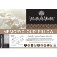 Memory Cloud Pillow by Logan & Mason