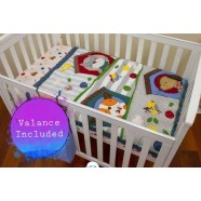 Puppy 3 Piece Cot Set