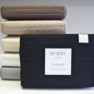 Quilted Microfibre Valances by Ardor