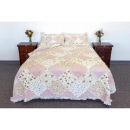 Sarah Rose Quilted Coverlet