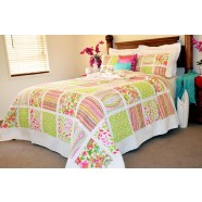 Shiraz Quilted Coverlet