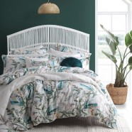Snow Garden Teal by Private Collection - preorder now due mid Feb 2019
