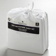 Soft Microfibre Sheet Sets by Blake & Lindsay