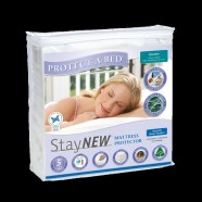 Stay New Smooth Mattress Protector & Pillow Protector Range by Protect A Bed