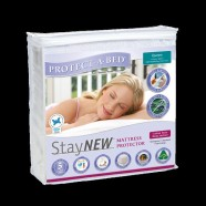 Stay New Terry Mattress Protector & Pillow Protector Range by Protect A Bed