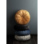 Symphony Round Cushions by Private Collection