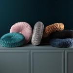 Tempo Round Cushions by Logan & Mason